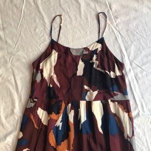 LOFT Midi Slip-dress